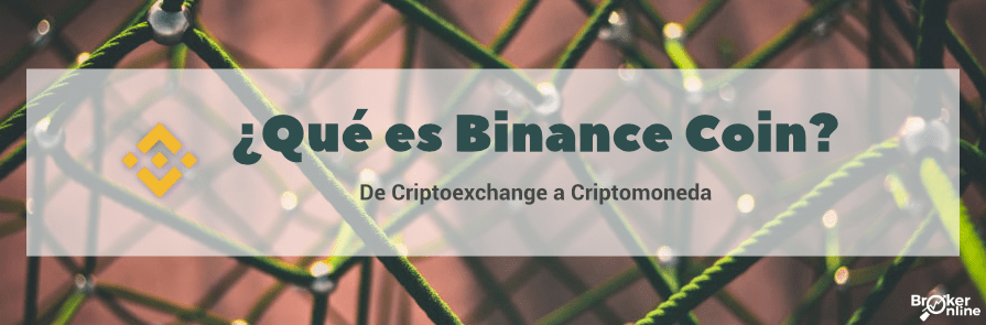 criptomoneda Binance Coin